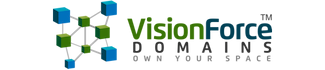 Vision Force Domains Website Logo